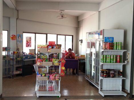 Shop at Satun Bus Station
