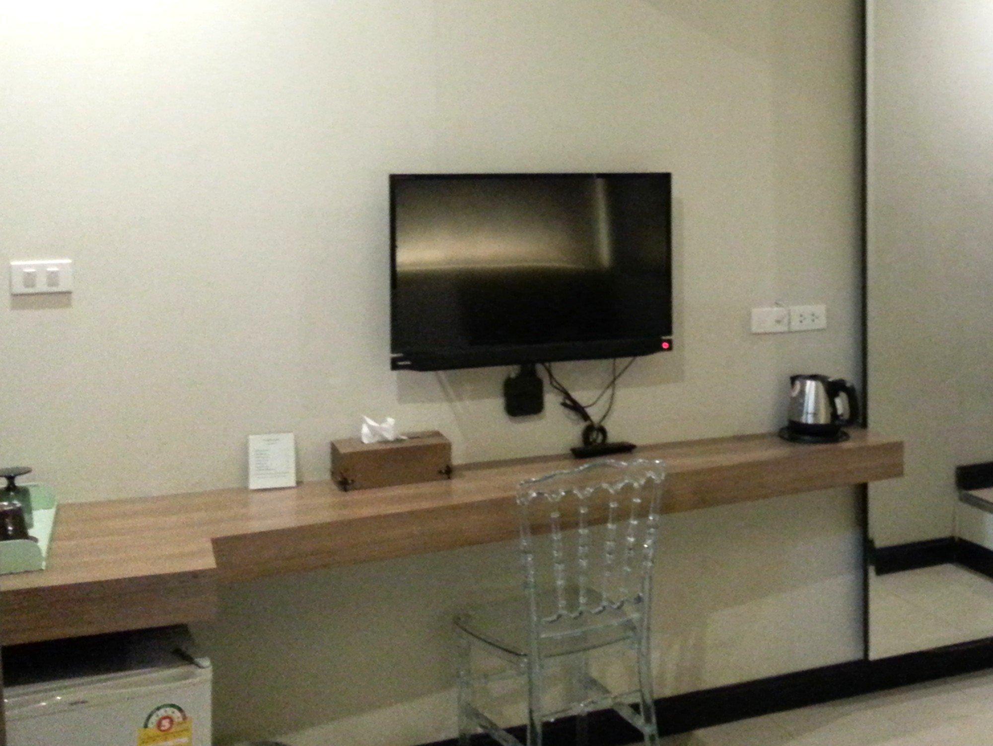 In room facilities at the V Hotel Vajira