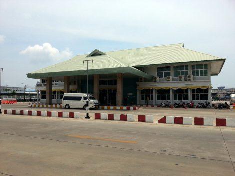 Songkhla Bus Terminal