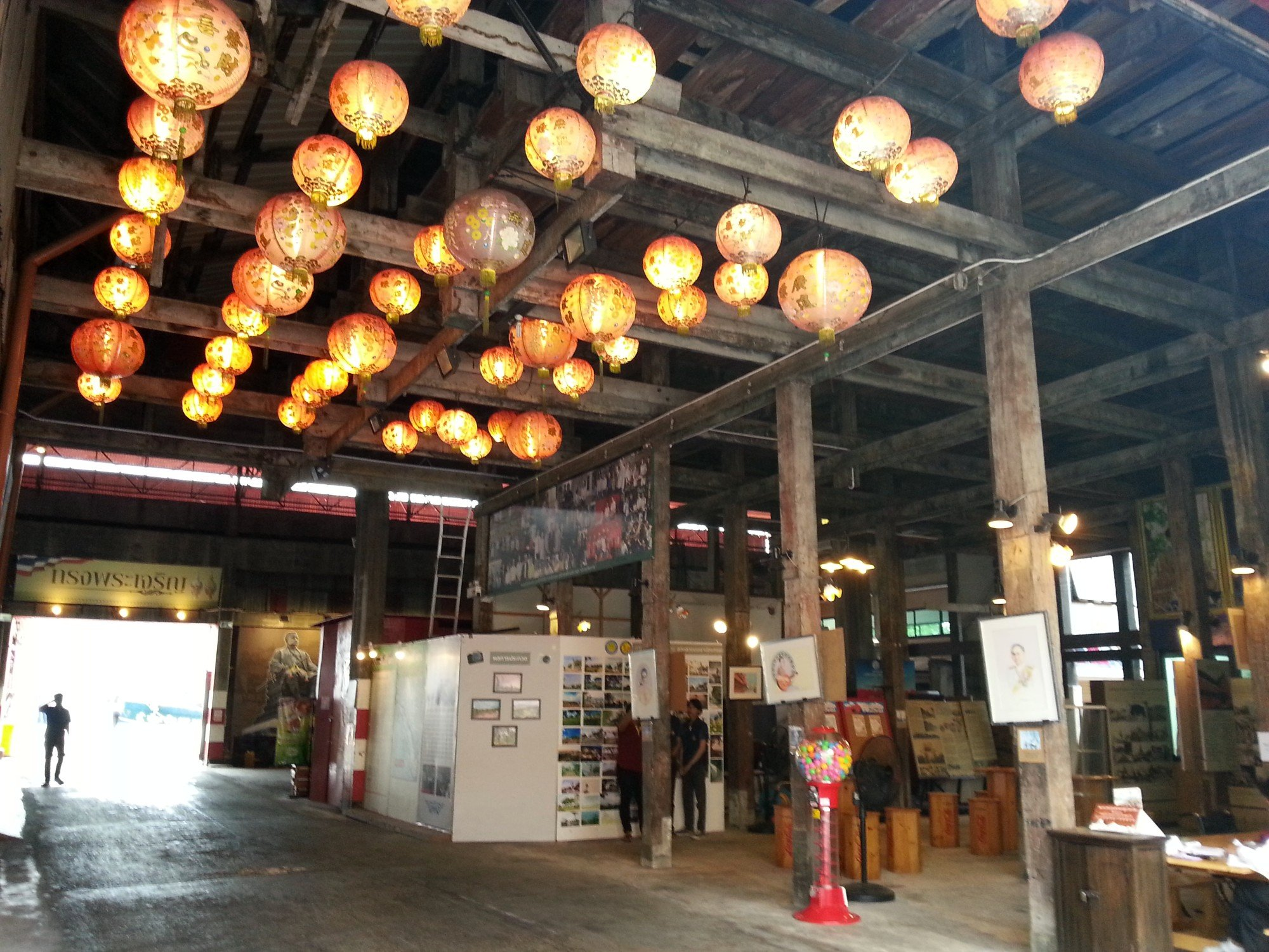 Hub Ho Hin rice mill in Songkhla Old Town
