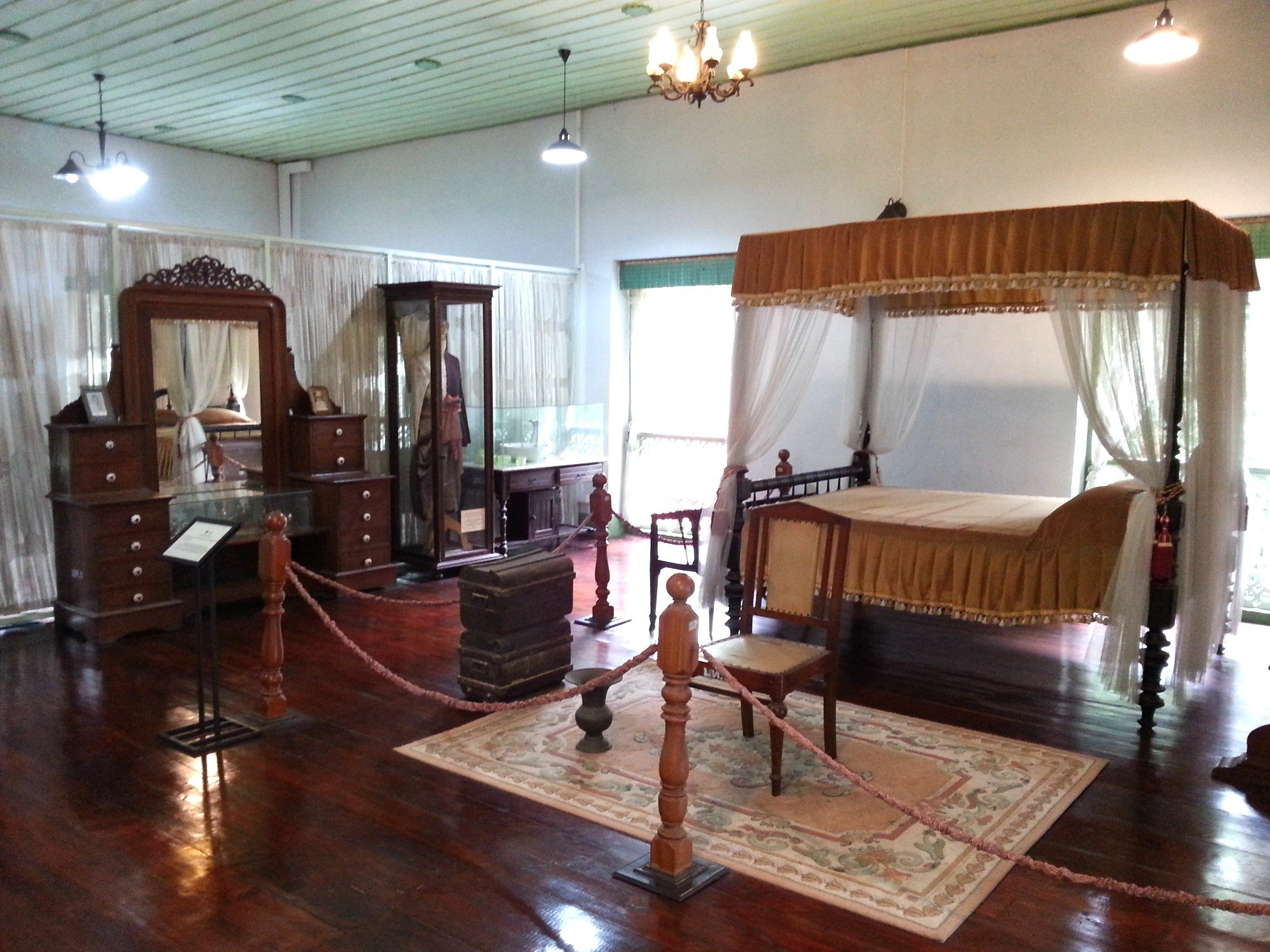 Bedroom of the Chao Luang