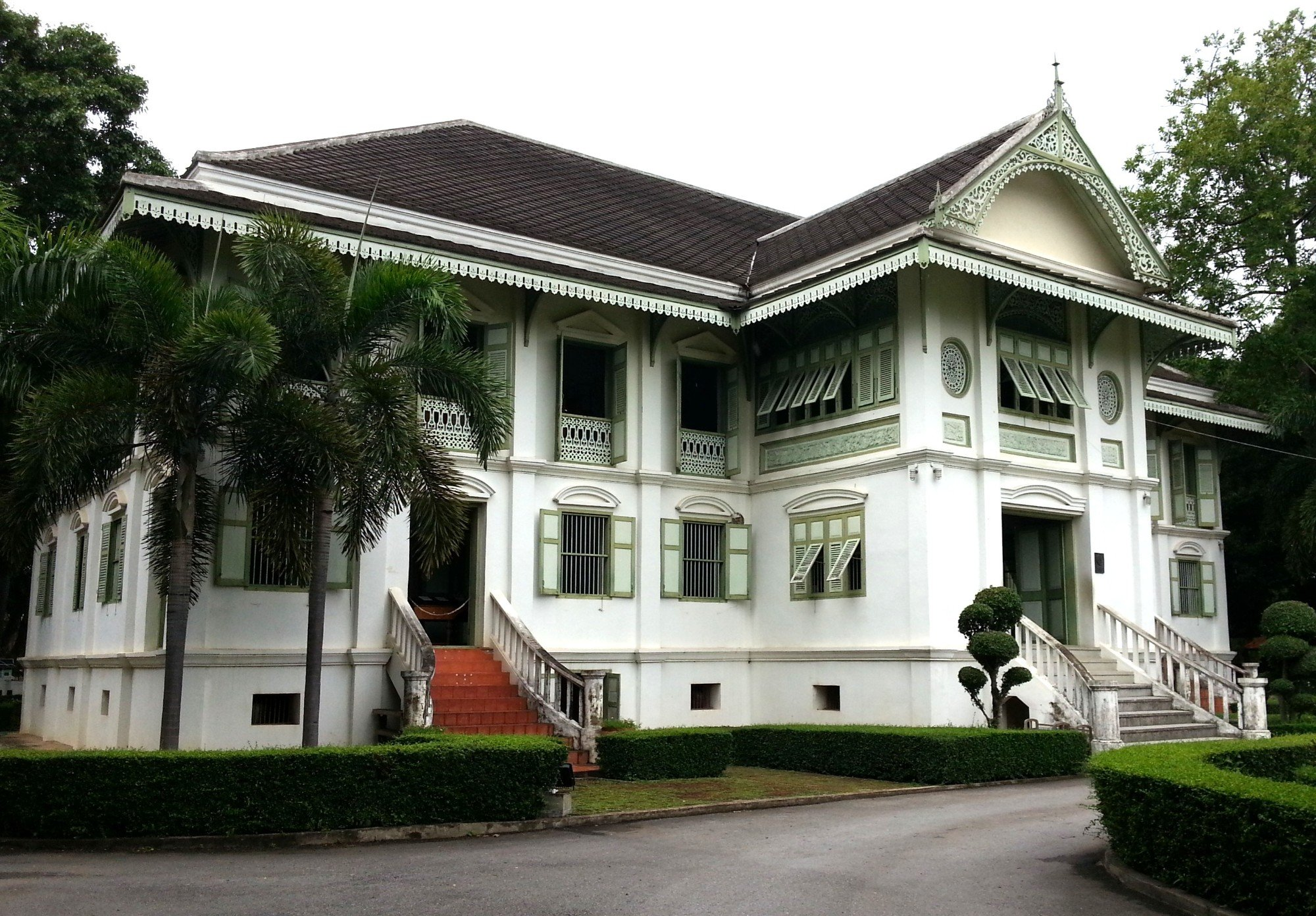 Khum Chao Luang Museum in Phrae