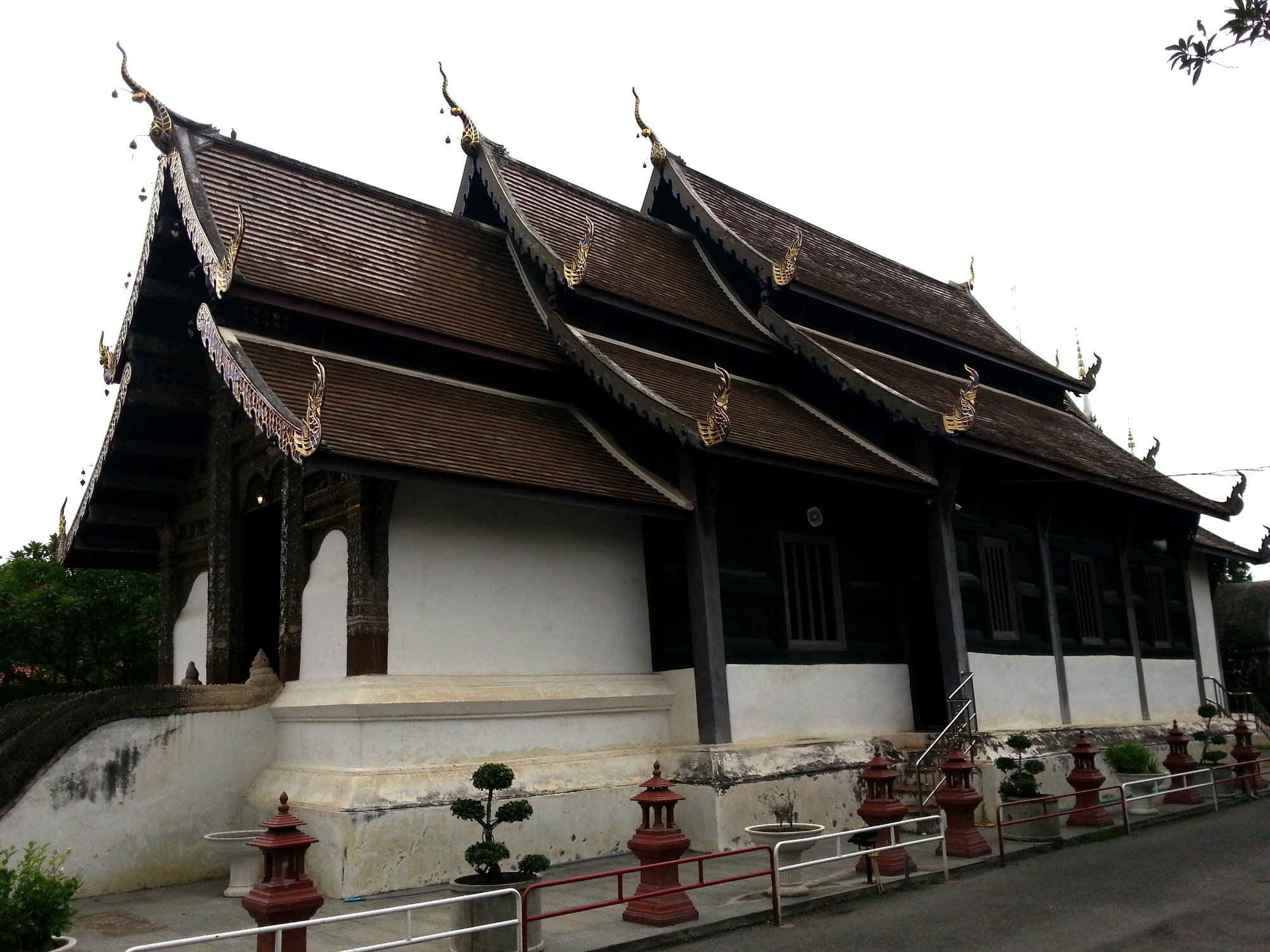 Assembly hall at Wat Prasat