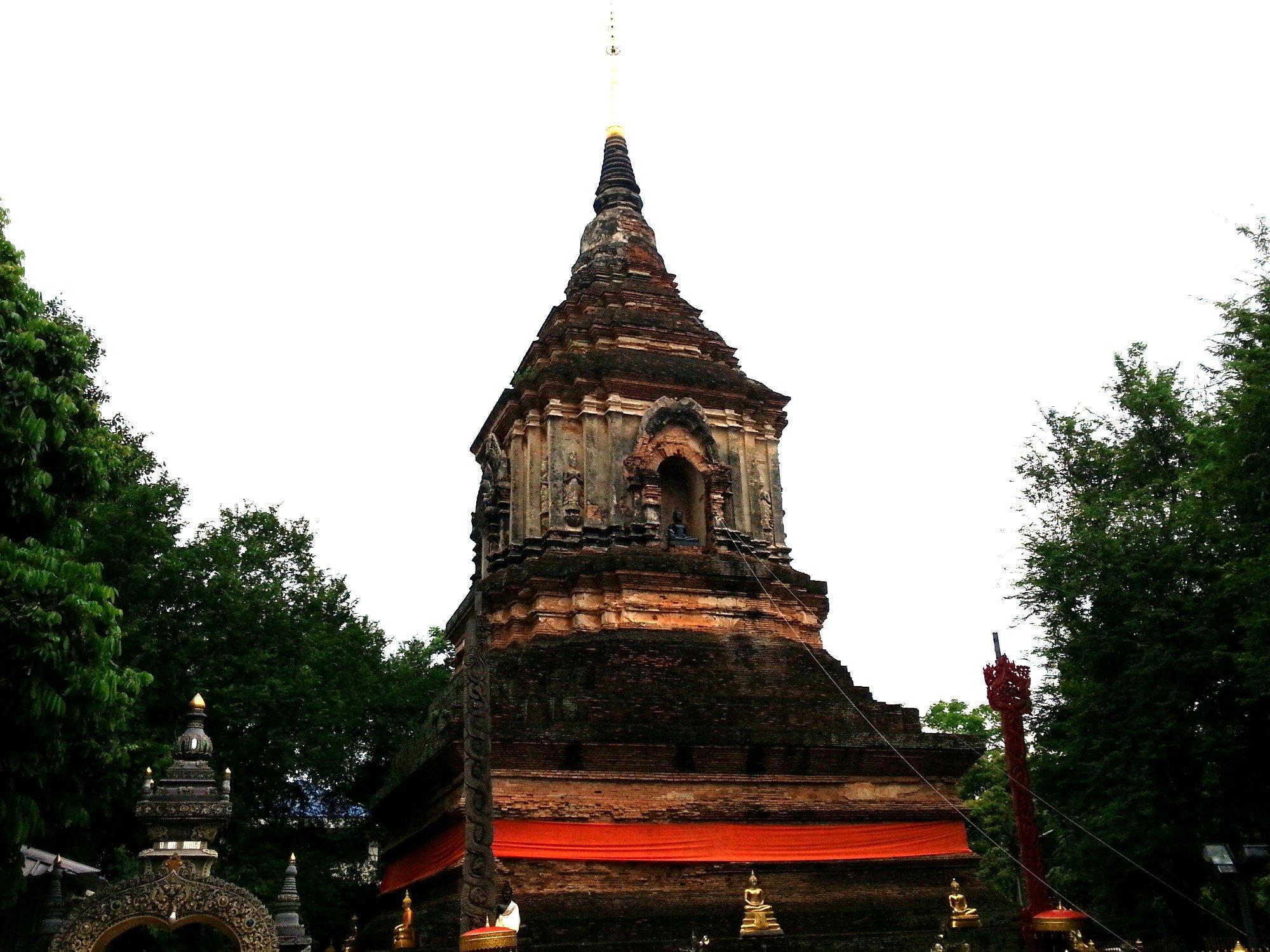 Chedi at Wat Lok Moli