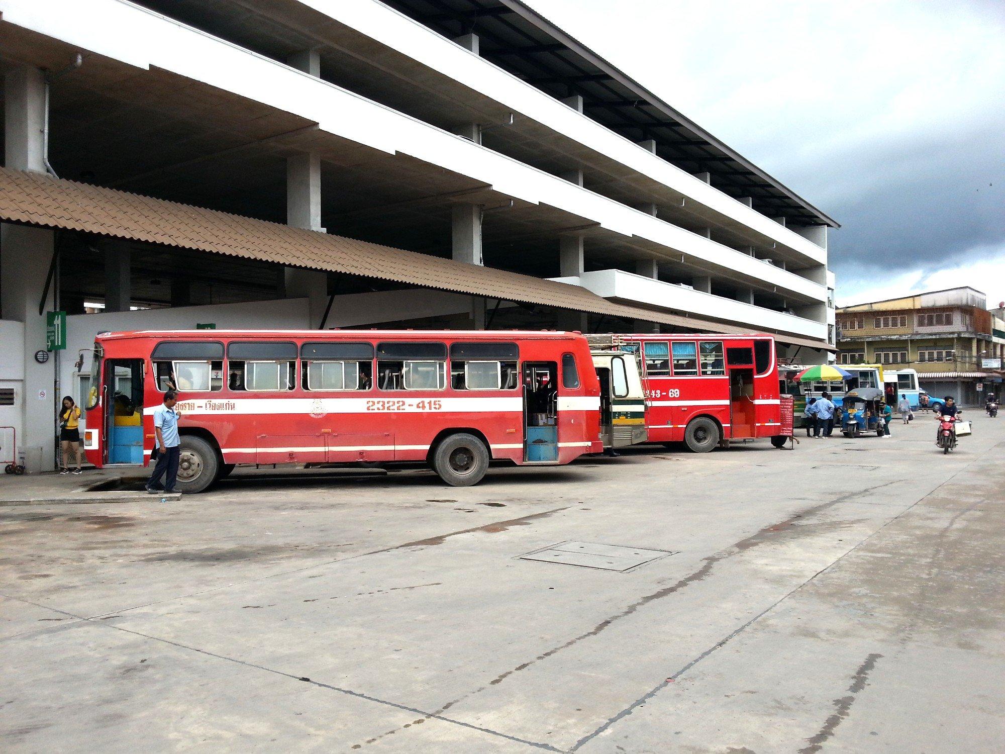 Chiang Rai Bus Terminal 1