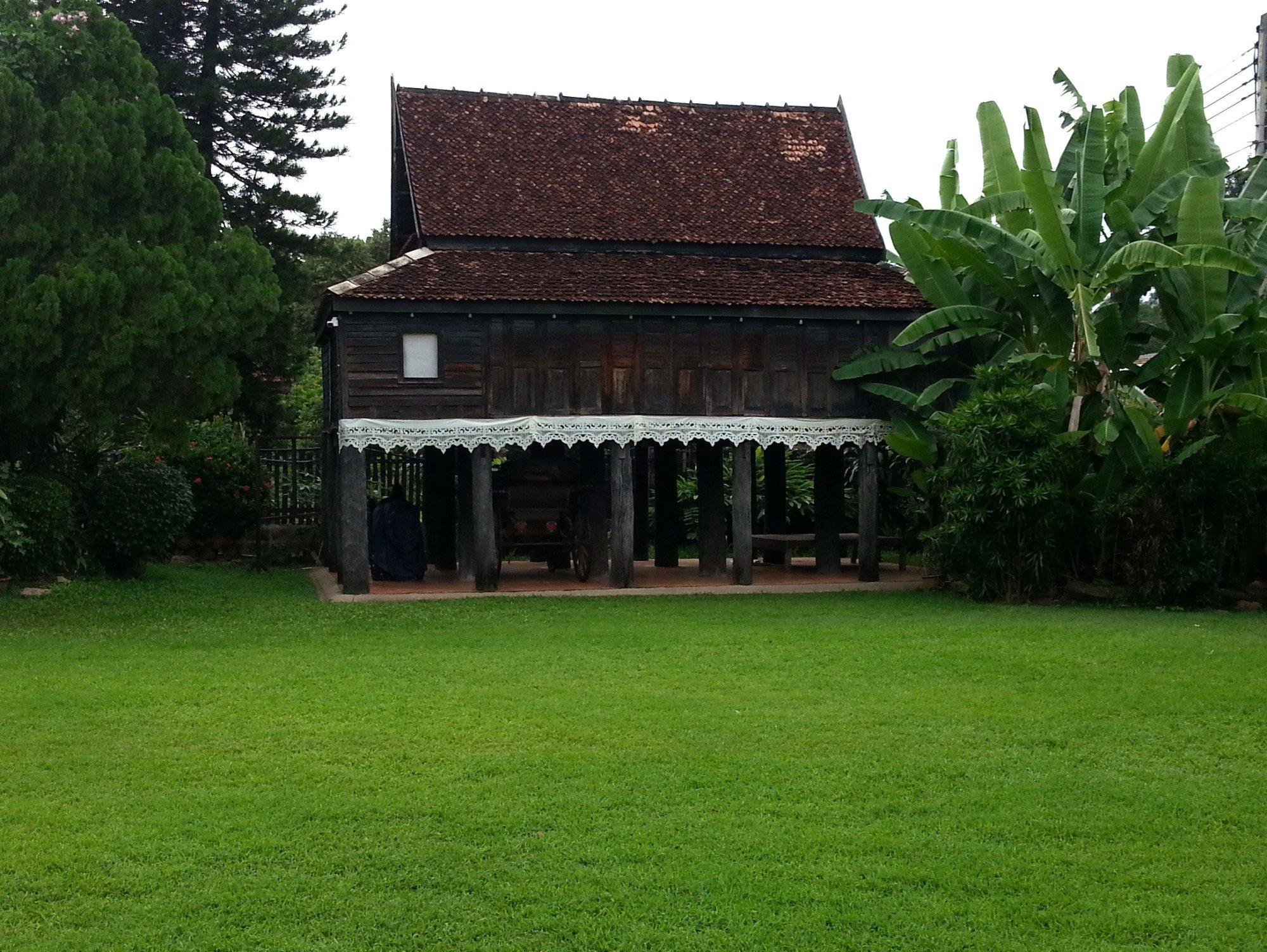 Granary at Baan Sao Nak
