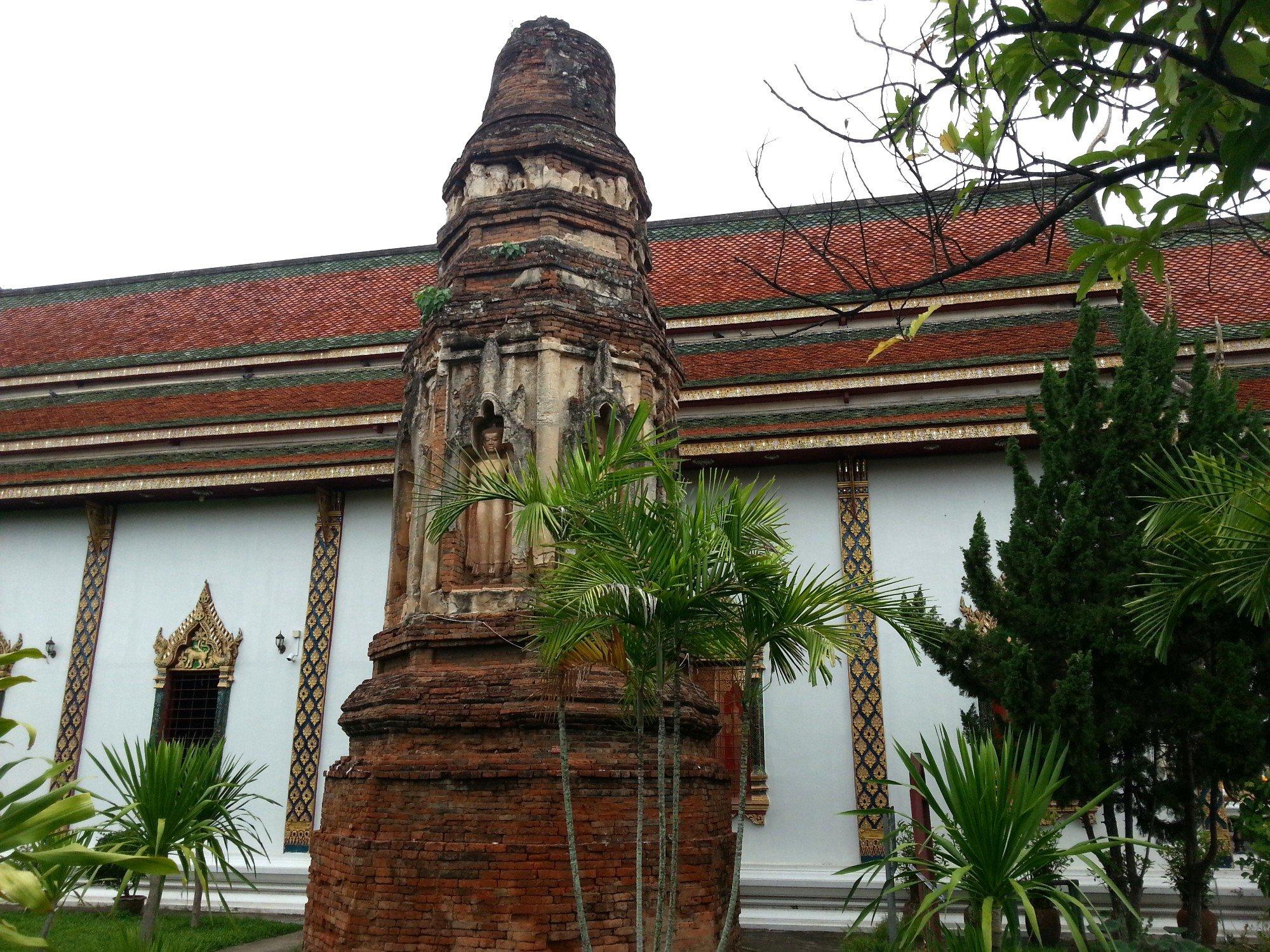 Ratana Chedi at Wat Chammathewi