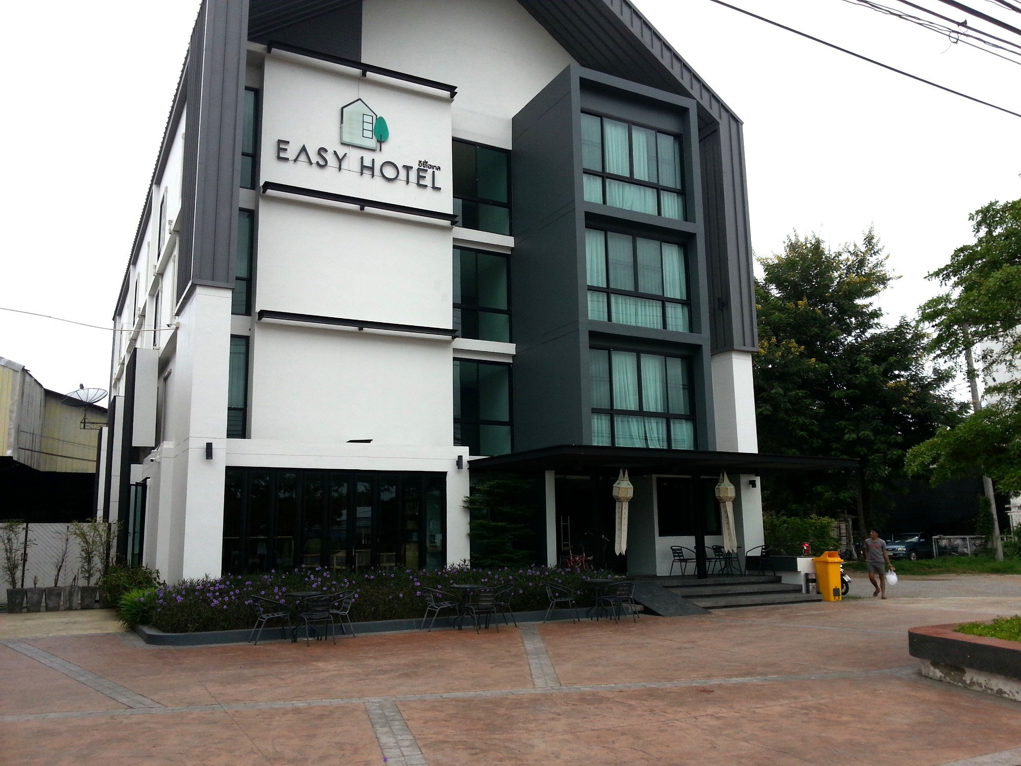 Easy Hotel in Lamphun