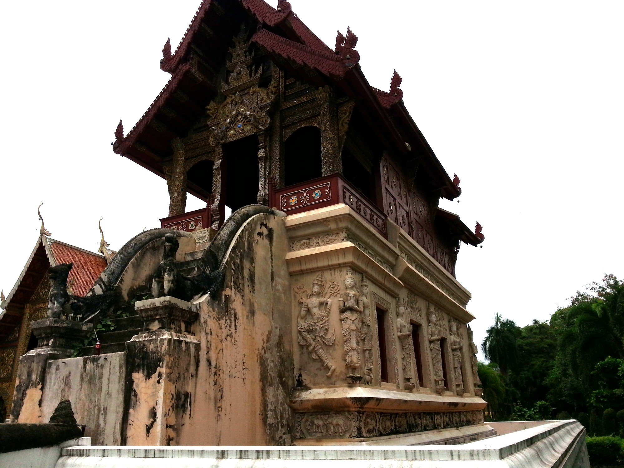 Library at Wat Phra Singh