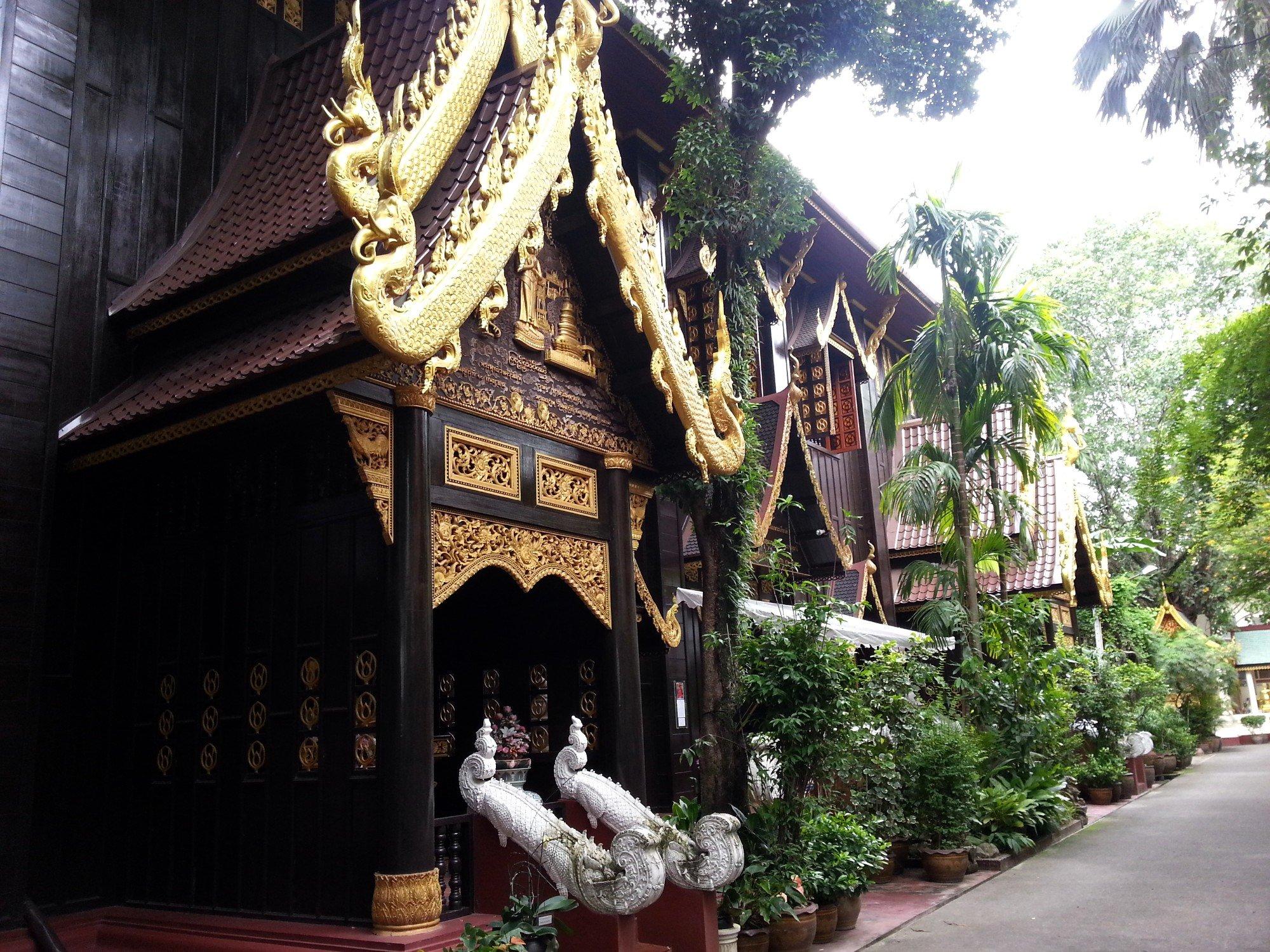 Museum at Wat Phra Kaew