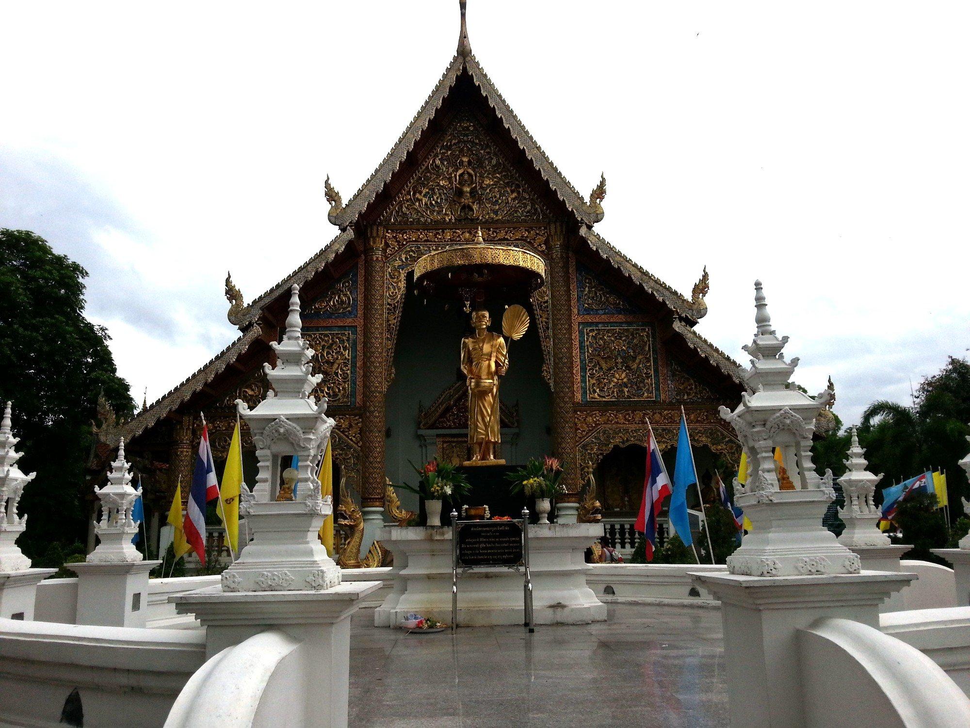Viharn Luang at Wat Phra Singh