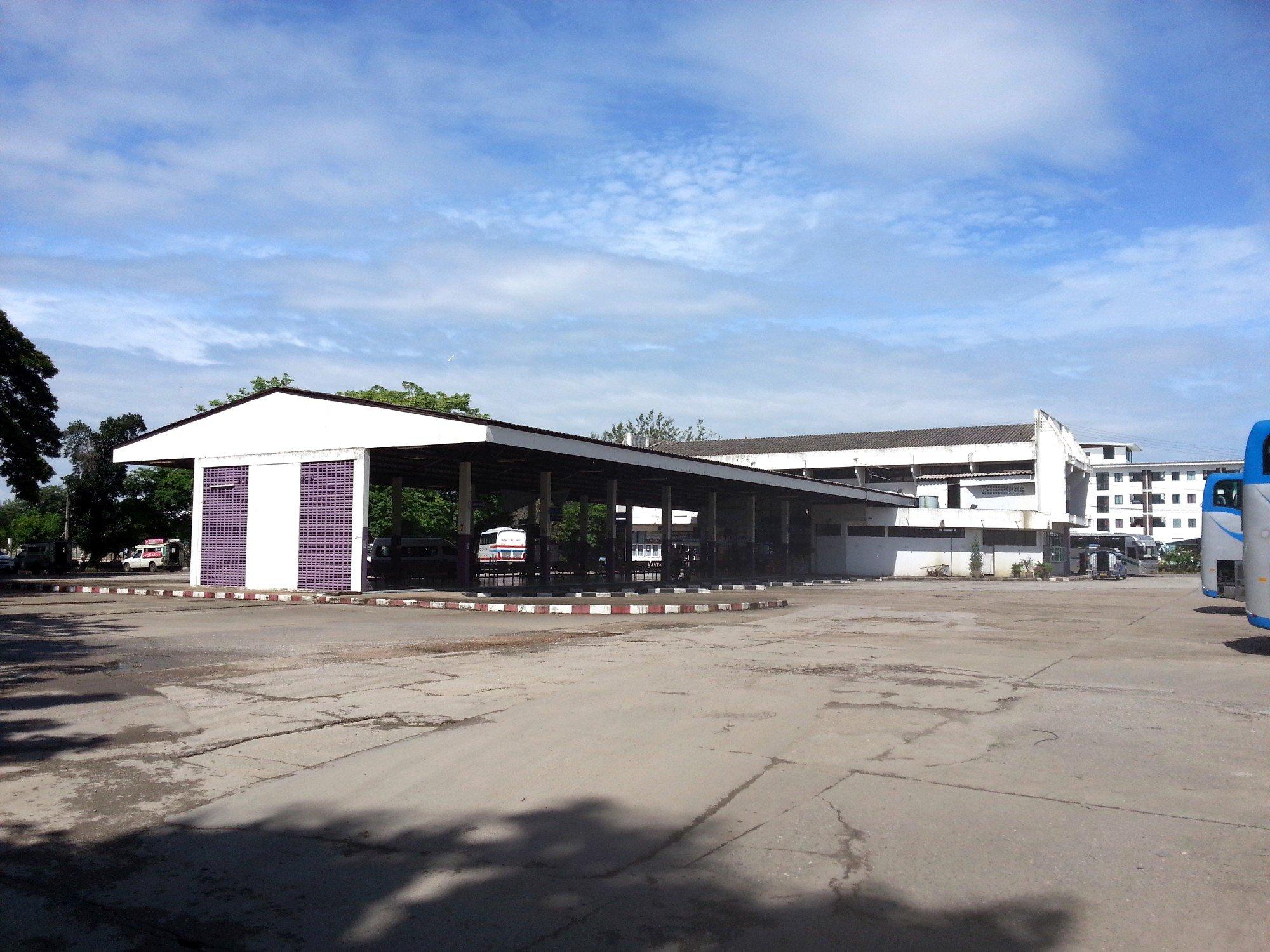 Lamphun Bus Station
